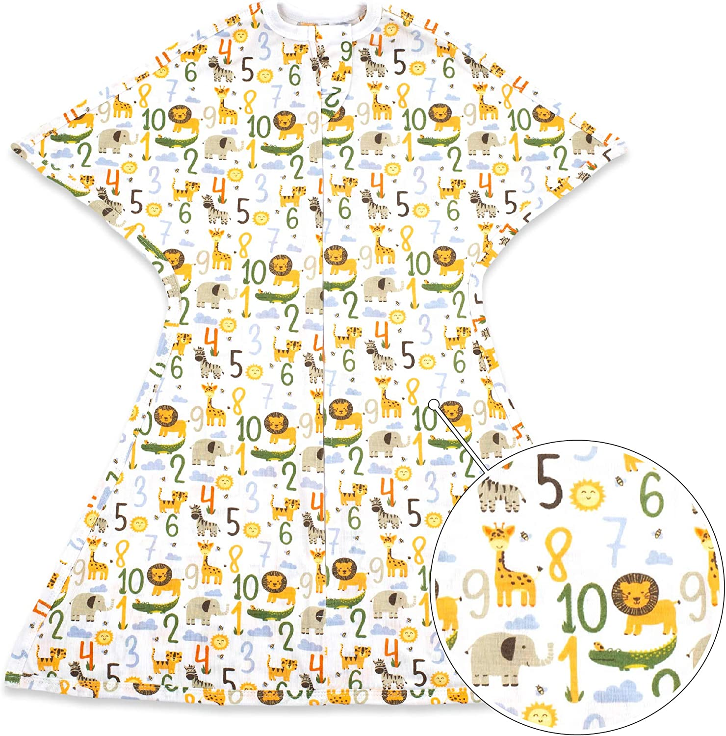 SleepingBaby Special price for a limited time Poly Zipadee-Zip Swaddle Baby Transition Max 89% OFF Bl