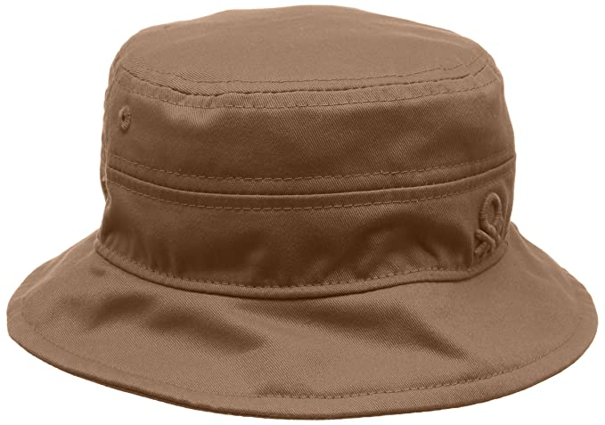 United Colors of Benetton 6AF7B41C3, Sombrero para Niñas, Verde (Khaki) 6-