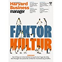 Harvard Business Manager 3/2018: Faktor Kultur