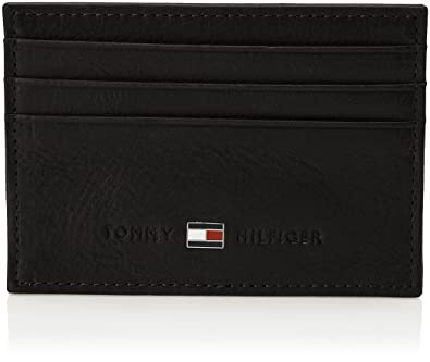 buy popular 87989 e70d3 Tommy Hilfiger Johnson, Men's Credit Card Holder