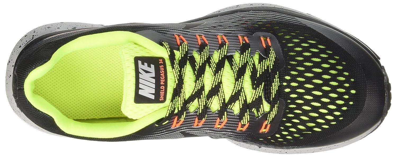 quality design f4800 05893 Nike Jungen Zoom Pegasus 34 Shield (Gs) Laufschuhe: Amazon.de: Schuhe &  Handtaschen