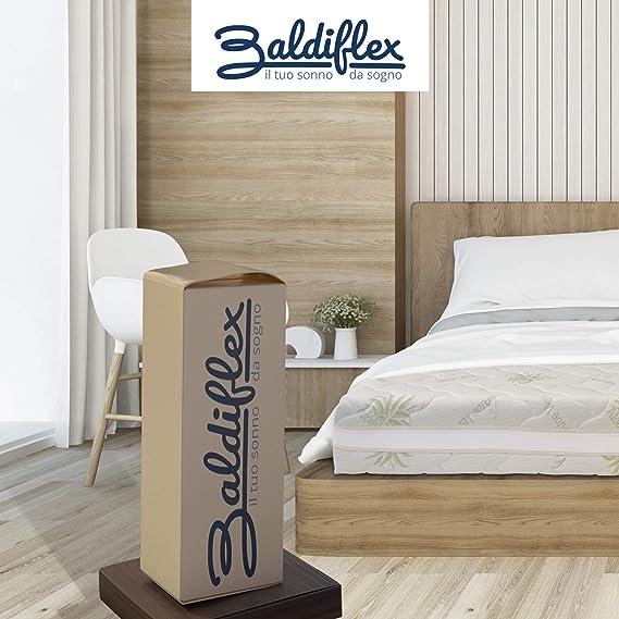 Baldiflex - colchón de Memory Sleeping 23 cm de Altura Forro de Aloe, CUS. Incluido: Amazon.es: Hogar