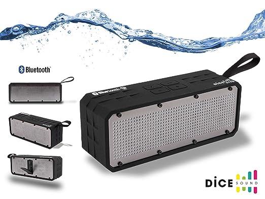5 opinioni per Altoparlante cassa bluetooth / NFC / water resistant / insert micro card SD-