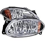 Ford Escort ZX2 New Headlights Set Headlamps Pair