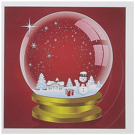 Amazon.com: Anne Marie baugh Christmas – Un globo de nieve ...