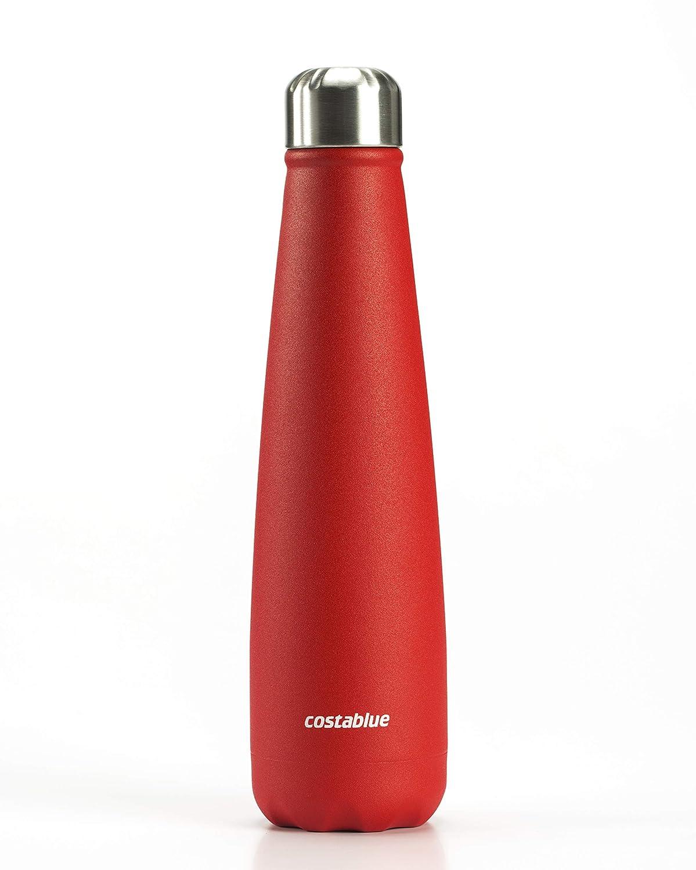 Amazon.com: Costablue – Botella de acero inoxidable de doble ...
