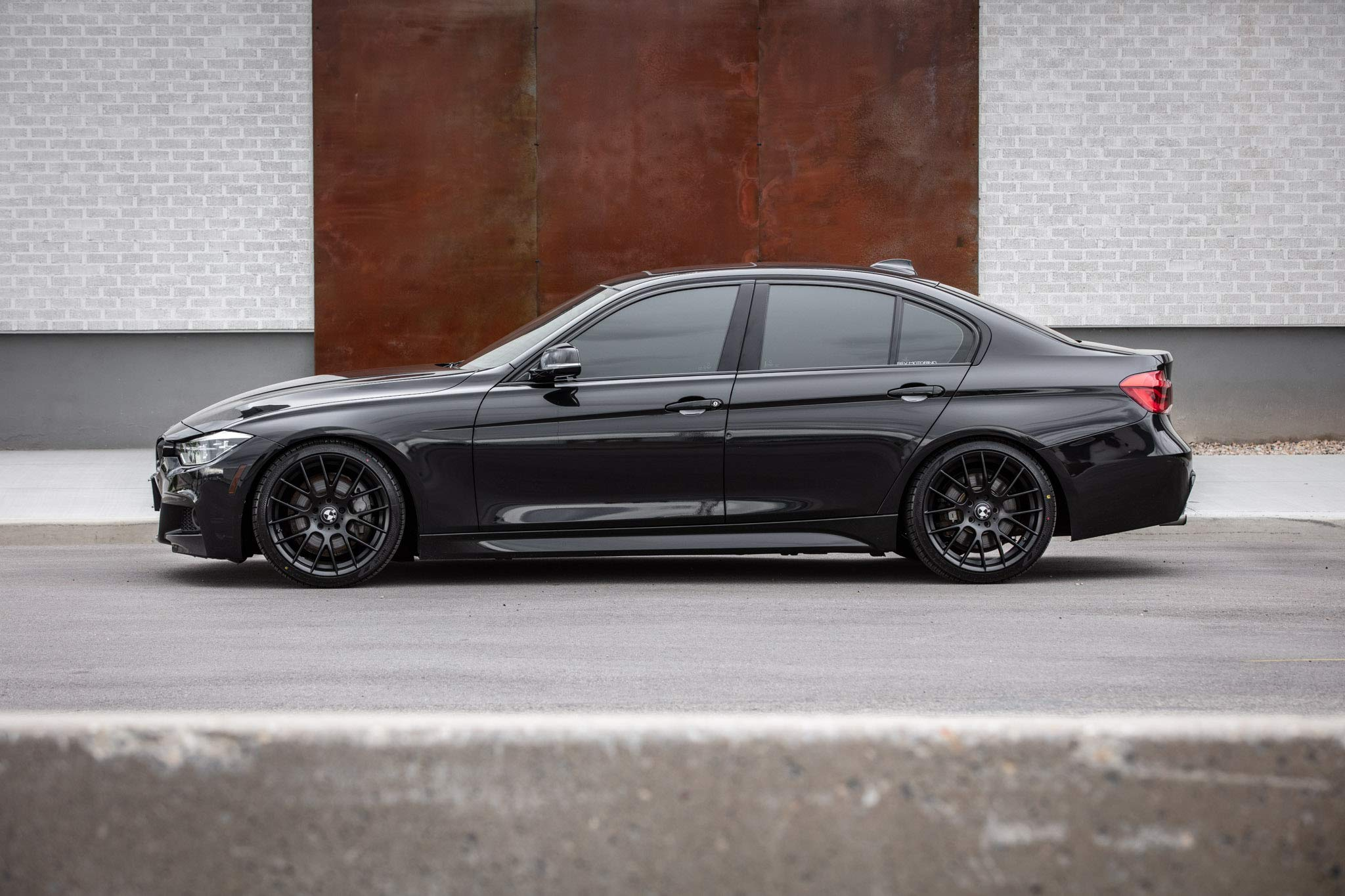 GODSPEED TRACTION-S™ PERFORMANCE LOWERING SPRINGS FOR BMW 4-SERIES F32 XDRIVE