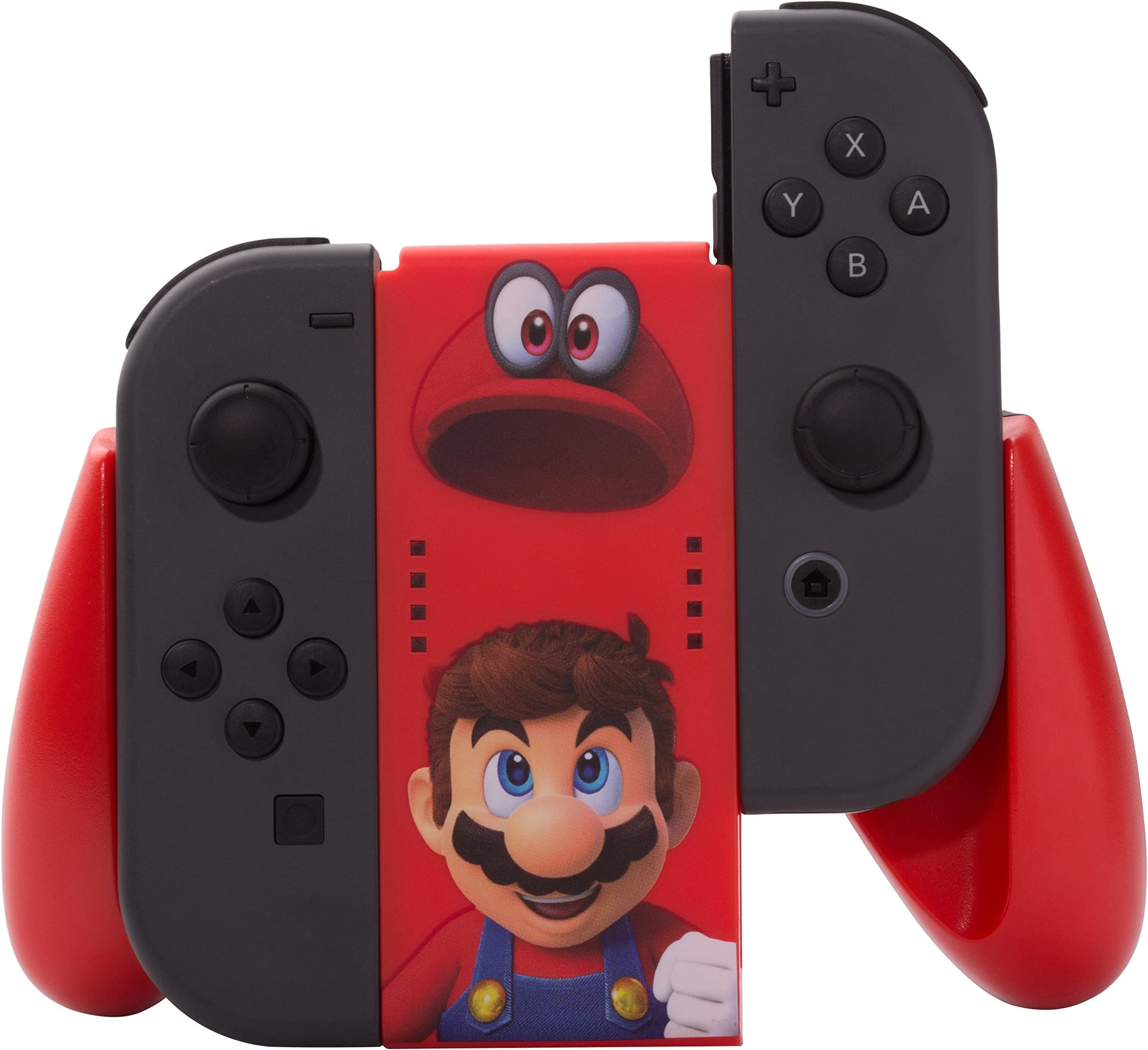 Grips Para Controles Nintendo Switch Super Mario Odyssey Xmp