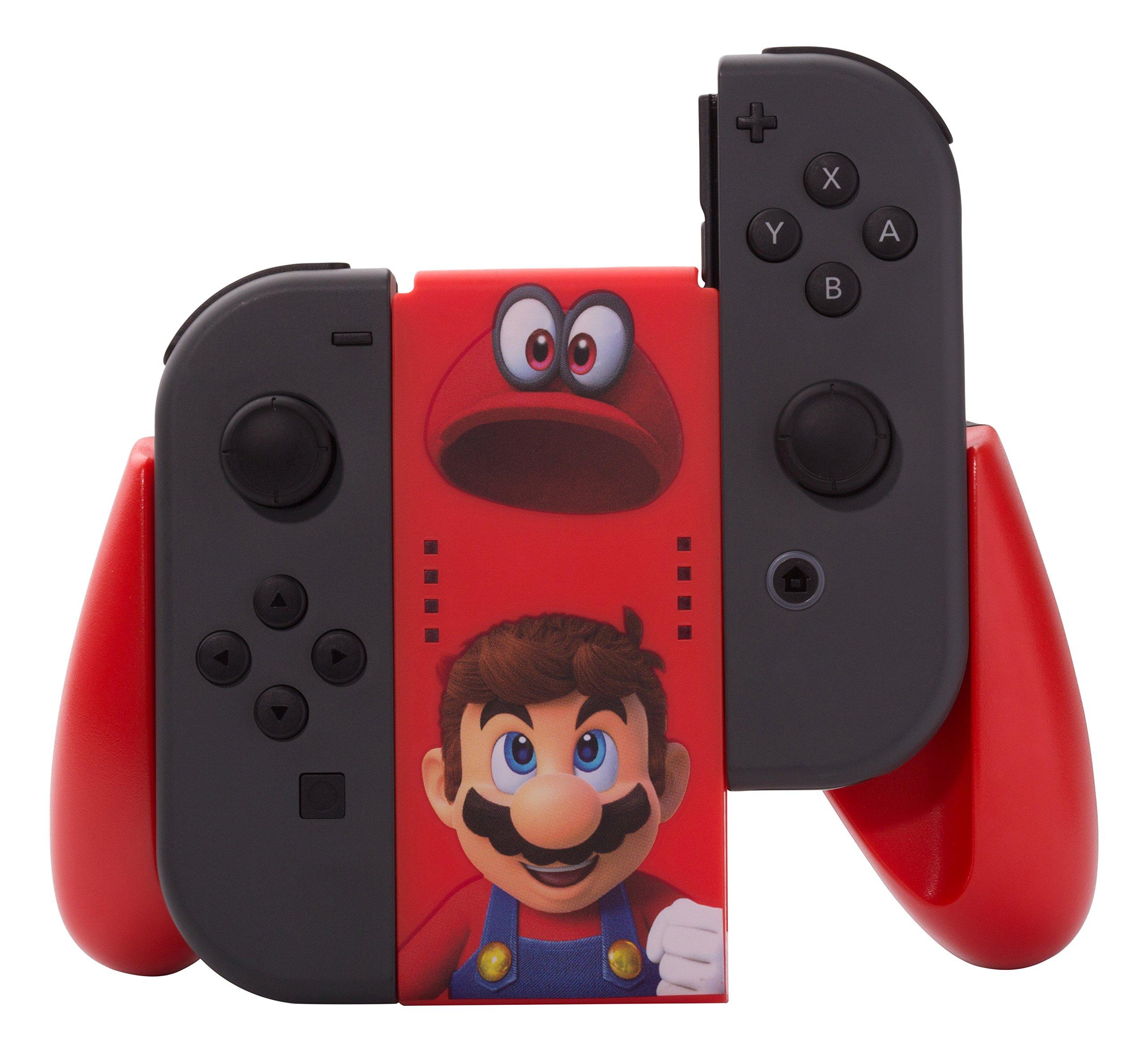 PowerA Joy-Con Comfort Grip - Super Mario Odyssey - Nintendo Switch by PowerA