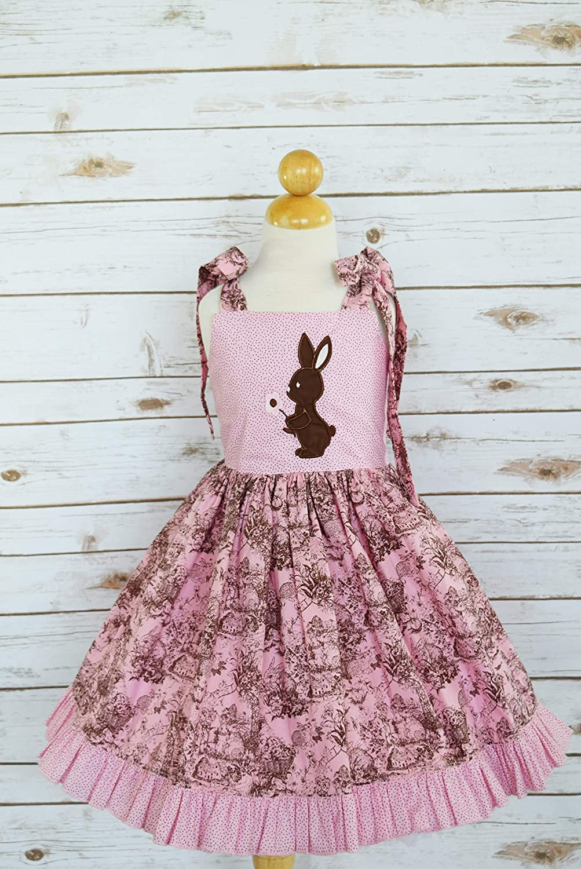 038004c874654 Amazon.com: Girls Easter Dress, Girls toddler Easter Dress, Girls ...