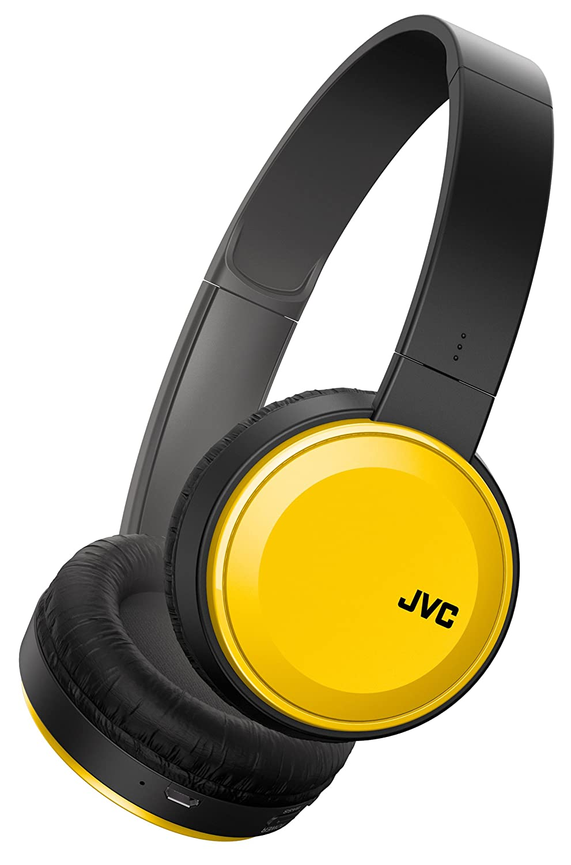 Auriculares - JVC HA-S30BT-Y-E, Bluetooth, Plegables, Amarillo: Jvc: Amazon.es: Electrónica