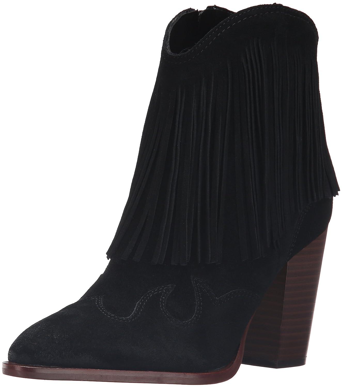 Sam Edelman Women's Benjie Ankle Bootie B01AX9BUBU 7 B(M) US Black