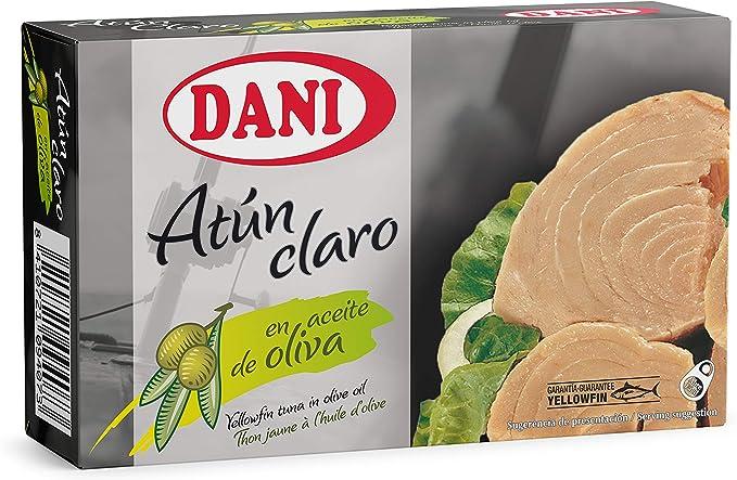 Dani - Atun Aceite de Oliva 73g: Amazon.es: Alimentación y ...