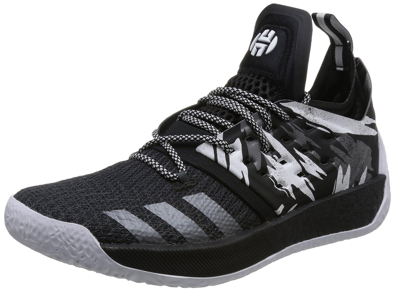 schwarz (Cschwarz Dgsogr Ironmt Cschwarz Dgsogr Ironmt) adidas Harden Vol. 2, schuhe de Baloncesto para Hombre