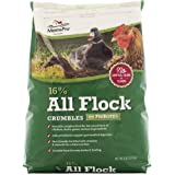 Manna Pro All Flock with Probiotic Crumble, 8 lb