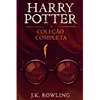 Harry Potter: A Coleção Completa (1-7) (Portuguese Edition) book cover