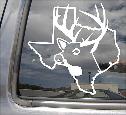 Vinyl Decal Truck Car Sticker Laptop Hunting Fishing Girls Hunter Chic