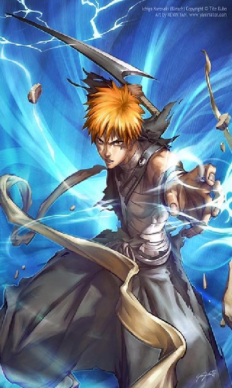Anime Wallpaper Death God【Comic・Manga】: Amazon.es