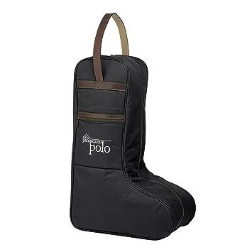 bc9973250ecc Polo Boot Bag (Black)  Amazon.co.uk  Sports   Outdoors