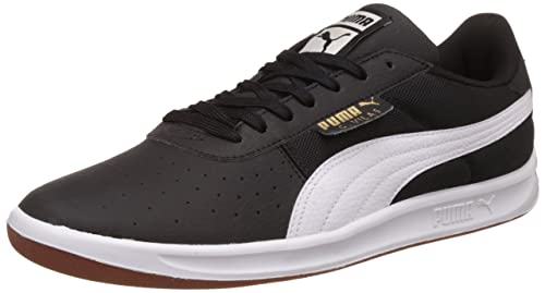 4cd6da1d089561 Puma Men s G. Vilas 2 Core IDP H2T Puma Black and Puma White Sneakers -
