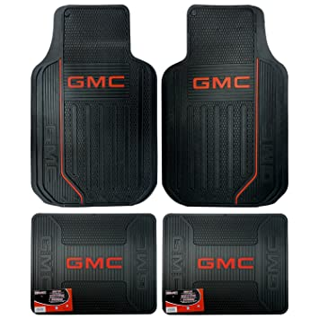 Amazon Com Gmc Logo Elite Series Front Rear Car Truck Suv Seat