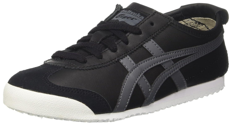 Asics Herren Mexico 66 Sneaker  44.5 EU|Schwarz (Black/Carbon)