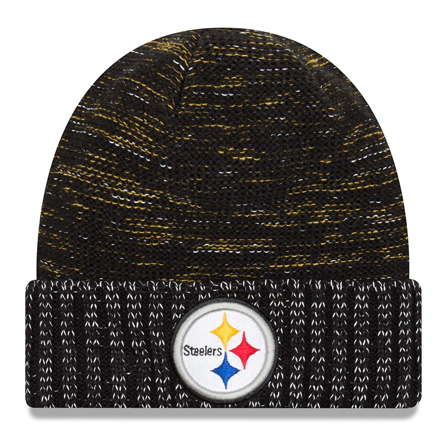... sweden amazon new era pittsburgh steelers knit beanie cap hat nfl 2017  color rush 11461025 black f232a9d35