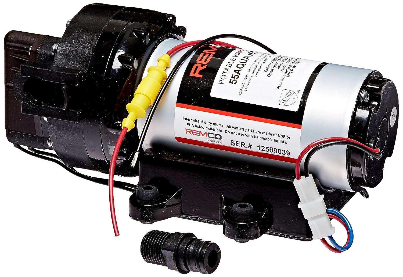 Remco 55 Aquajet Arv Rv Series Water Pump Toilet Diagram Http Wwwcruisersforumcom Forums F115 Installing Automotive