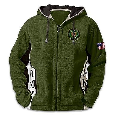 Rare!! BEAMS jacket hoodies nice design full zipper green army colour medium size 5Ot3eH6p6