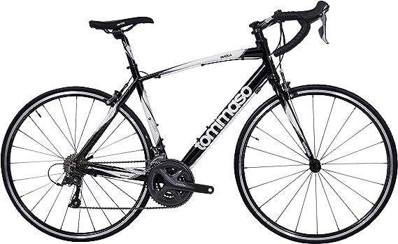 Tommaso Imola Compacto Aluminio Bicicleta de Carretera: Amazon.es: Deportes y aire libre