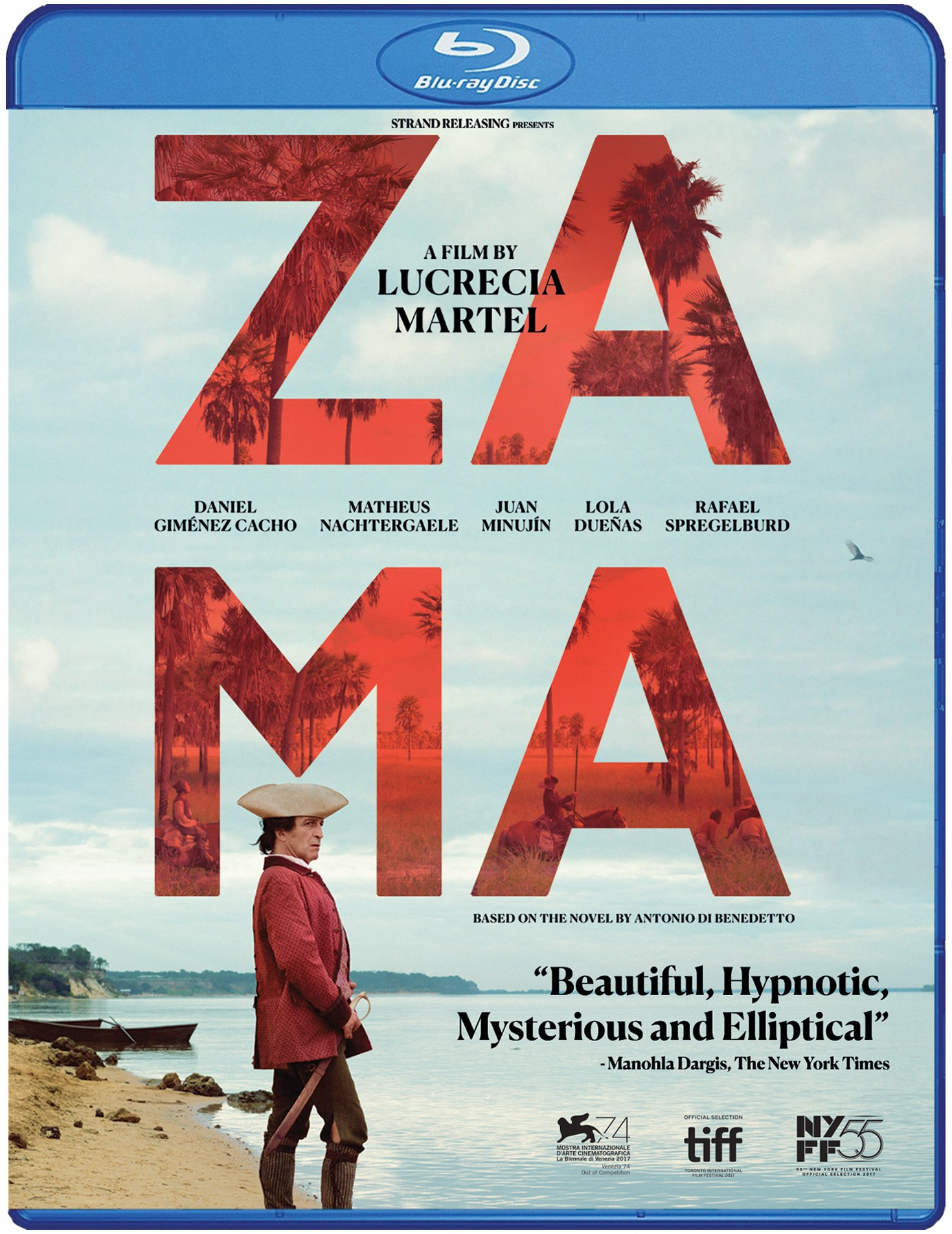 Blu-ray : Zama (Widescreen)