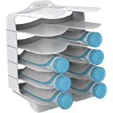 Kiinde Keeper Twist Pouch and Foodii System Breast Milk Bag and Baby Food Pouch Organizer, Refrigerator and Freezer Storage,