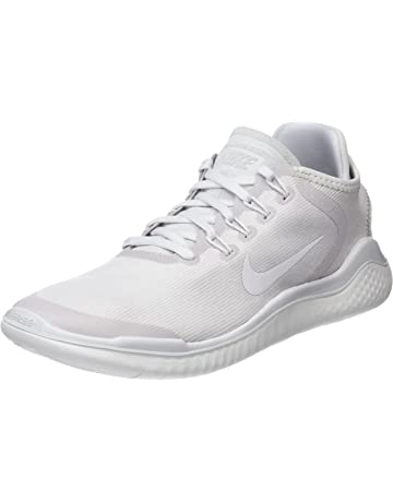 buy popular c8ada 648fa Nike Womens Free Rn 2018 Sun Low Top Lace Up Running Sneaker, Grey, Size
