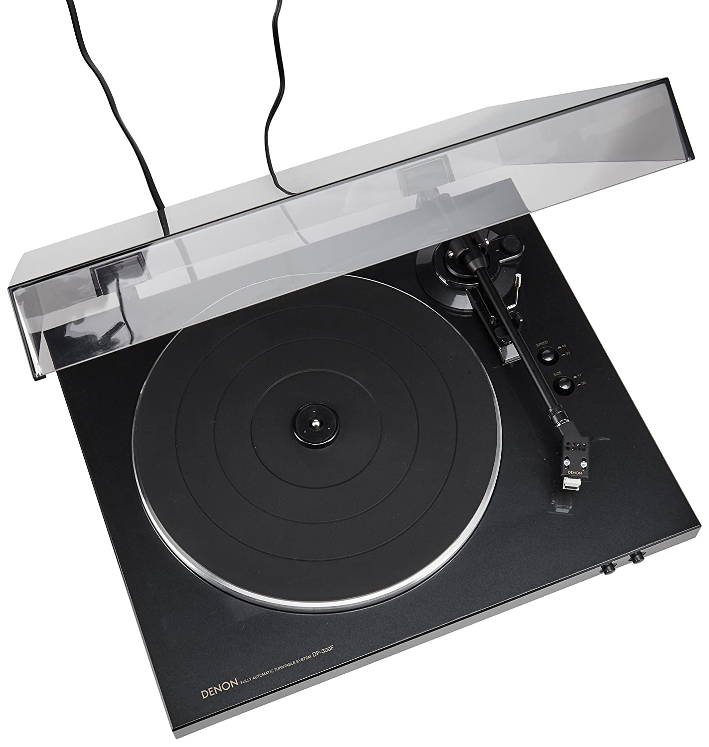 Denon Fully Automatic Turntable Black Friday deal 2019