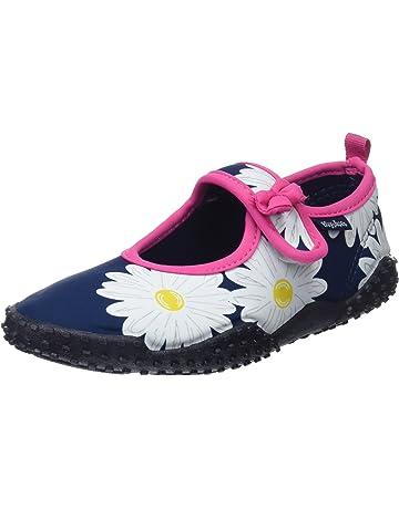 ec656a0f30056 Playshoes Unisex Kids  Uv-badeschuhe Water Shoes