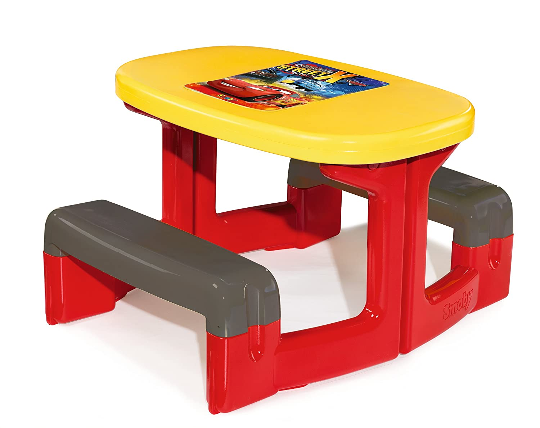 Smoby 310292 - Cars Picknick-Tisch