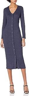 product image for Rachel Pally Women's Metallic Rib Snap Front Dress