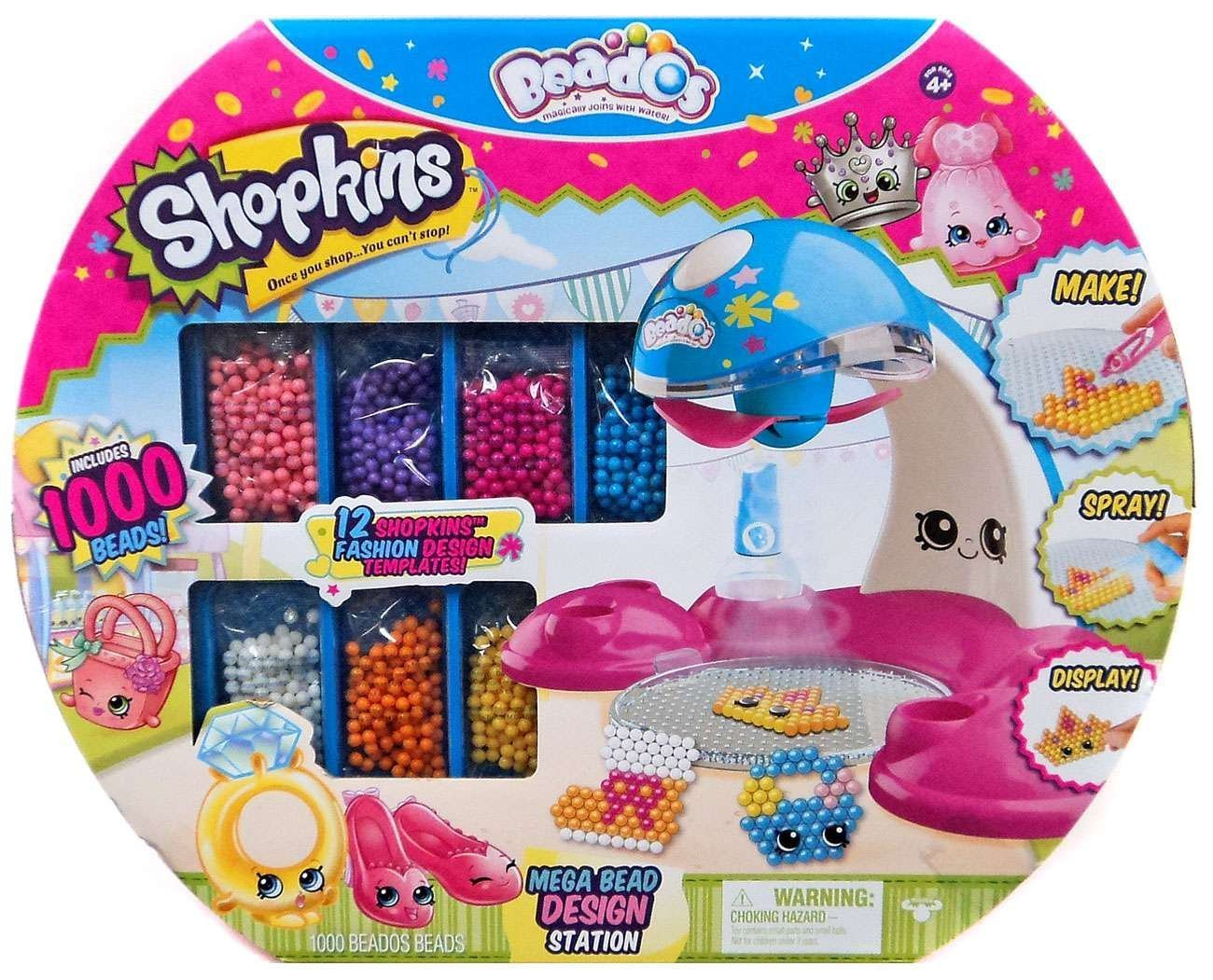 Beados Shopkins Exclusive Mega 1000 Bead Design Station 4336811880