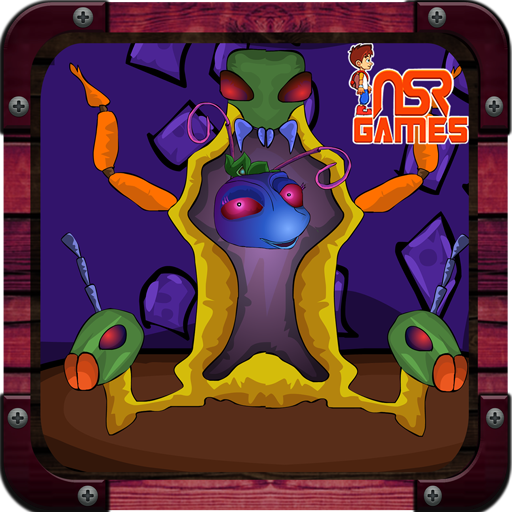 New Escape Games 187 - Halloween Party -