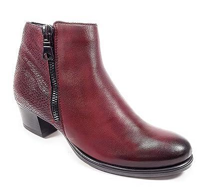 acheter populaire f8863 c3733 Remonte - D3187 - Bottes Et Boots - Femme - Semelle Amovible ...