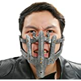 XCOSER Men's Newest Version Max Mask PVC for MM 4 Fury Road Hot Movie Cosplay