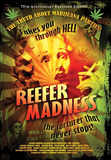 Amazon Com Reefer Madness The 75th Anniversary Ultimate Collector S Edition Dorothy Short Kenneth Craig Lillian Miles Dave O Brien Louis J Gasnier George A Hirliman Lawrence Meade Arthur Hoerl Paul Franklin Movies