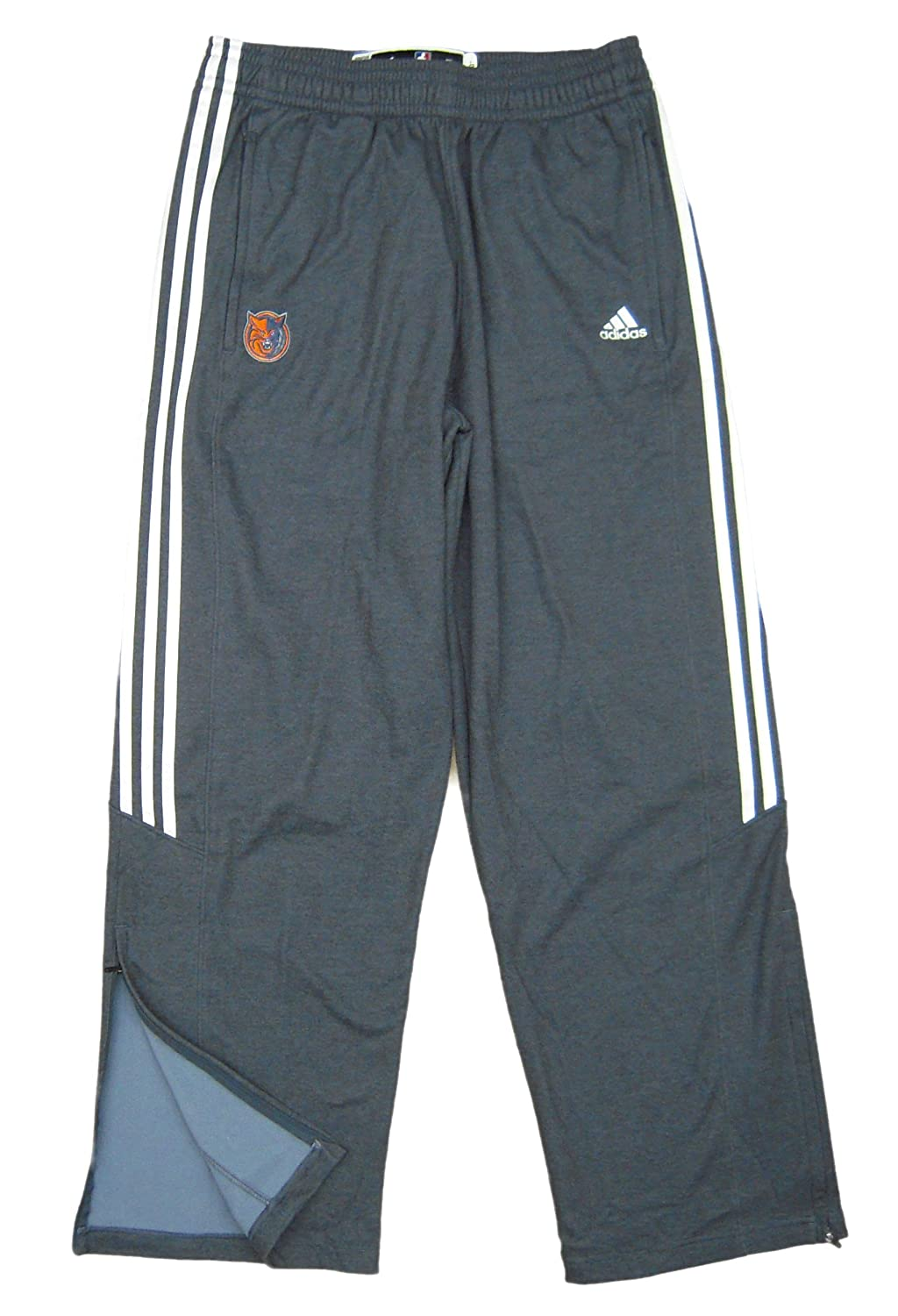 NBA Charlotte Bobcats Team Issued adidas Sweatpants - Size 2XL +2' Length