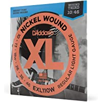D'Addario EXL110W - guitar strings