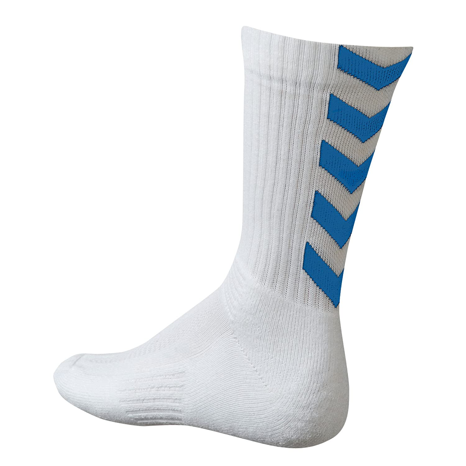 Chaussettes Hummel Authentic Indoor - Blanc / Royal: Amazon.es: Deportes y aire libre