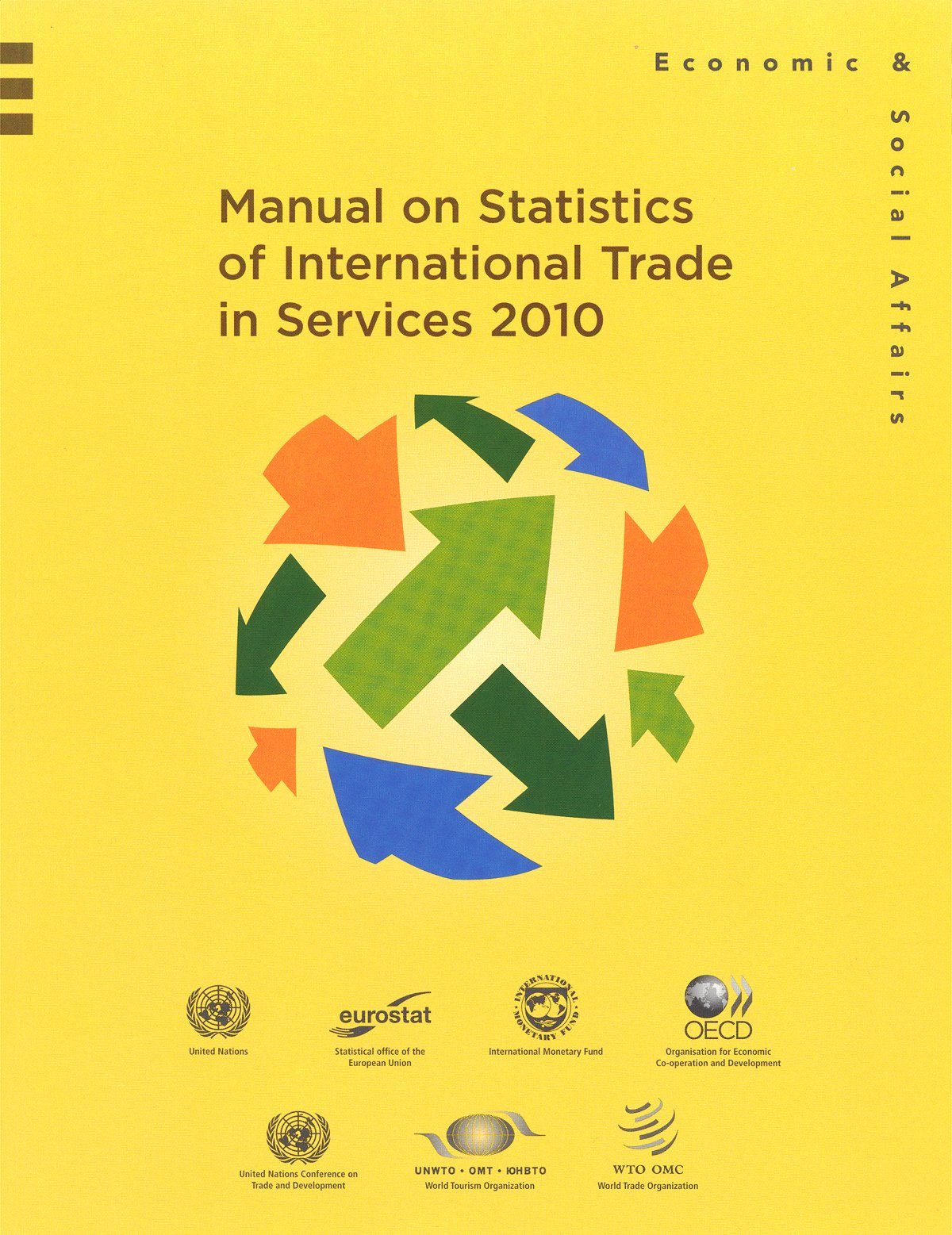 Manual on Statistics of International Trade in Services 2010: United  Nations: 9789211615425: International Relations: Amazon Canada