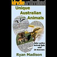 Unique Australian Animals