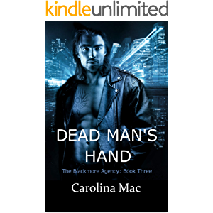 Dead Man's Hand (The Blackmore Agency Book 3)
