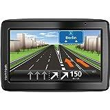 TomTom Via 135 M Europe Traffic Navigationssystem inkl. FREE Lifetime Maps, 13 cm (5 Zoll) Display, 45 Länder, TMC, Fahrspur- und Parkassistent, Freisprechen per Bluetooth, IQ Routes, Map Share
