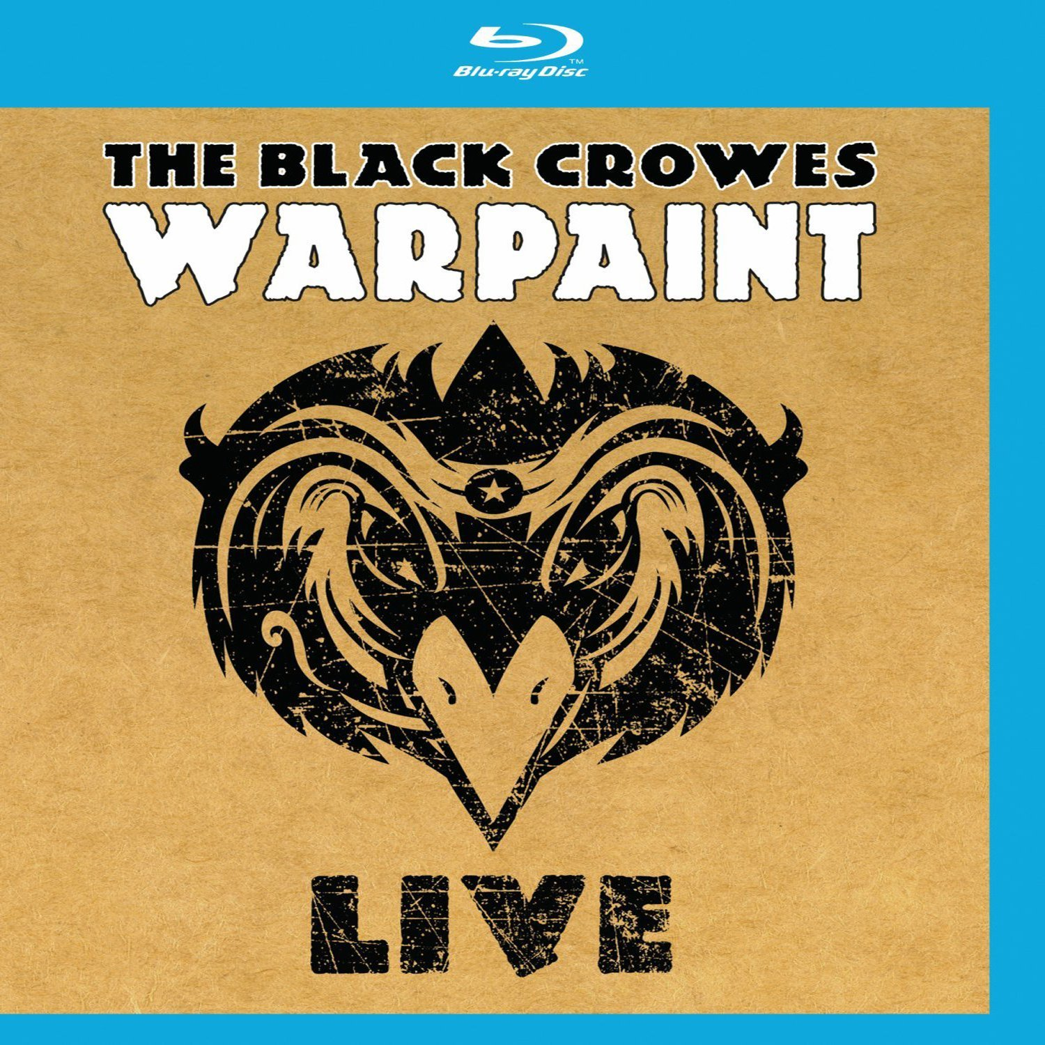 Blu-ray : The Black Crowes - The Black Crowes: Warpaint: Live